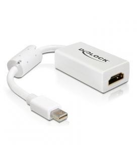 DELOCK Adaptador mini Displayport a HDMI hembra