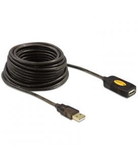 DELOCK  cable prolongador USB 2.0 5 metros
