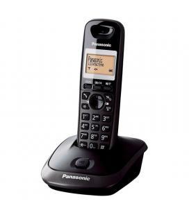 Teléfono inalámbrico dect panasonic kx-tg2511jtt titanio - lcd 3.5cm - indentificacion de llamadas