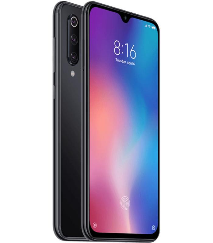 smartphone xiaomi mi 9 se 6gb 64gb 4g lte dual sim black. Black Bedroom Furniture Sets. Home Design Ideas