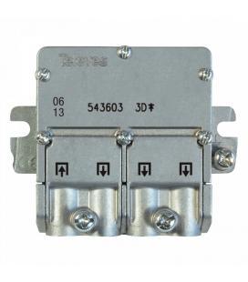 REPARTIDOR TELEVES MINI 5-2400 MHZ EASY F 3D 8,5/7,5 DB