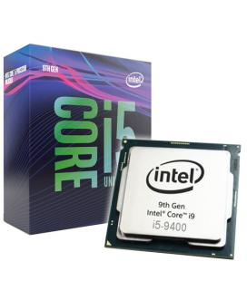 Intel S1151 CORE i5 9400 BOX 6x2,9 65W GEN9