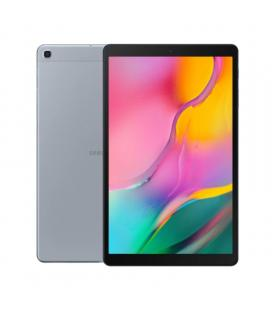 Tablet samsung galaxy tab a t510 (2019) silver - 10.1'/25.6cm - oc (1.8+1.6ghz) - 32gb - 2gb ram - android - cam 8/5mp - micro