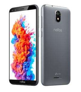 BUNDLE SMARTPHONE TP-LINK NEFFOS C5 PLUS GRIS 1GB 8GB+ FUNDA - Imagen 1