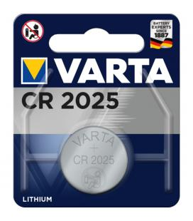 Pila boton varta litio cr - 2025 3v 170mah - Imagen 1