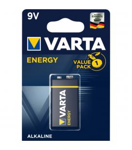 Pila varta alcalina 6lr61 9v energy - Imagen 1
