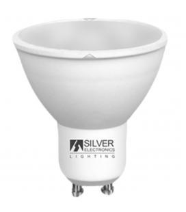 Bombilla multi - led silver sanz 1460710 eco dicroica 7w - gu10 - 6000k - 120º - Imagen 1