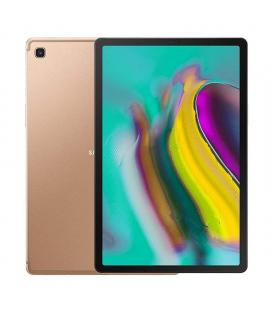 Tablet samsung galaxy tab s5e t720 (2019) gold - 10.5'/26.6cm - oc (2*1.8ghz+6*1.7ghz) - 64gb - 4gb ram - wifi - android - cam