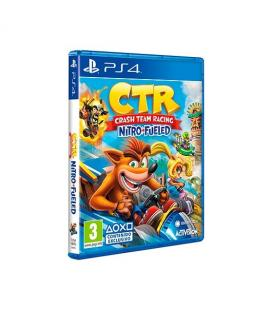JUEGO SONY PS4 CRASH TEAM RACING NITRO FUELED
