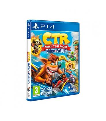 JUEGO SONY PS4 CRASH TEAM RACING NITRO FUELED - Imagen 1