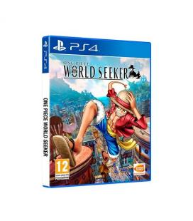 JUEGO SONY PS4 ONE PIECE WORLD SEEKER