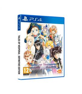 JUEGO SONY PS4 TALES OF VESPERIA: DEFINITIVE ED.