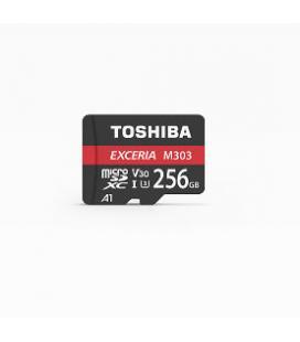 MICRO SD TOSHIBA 256GB M303 EXCERIA UHS-I C3 R98 CON ADAPT