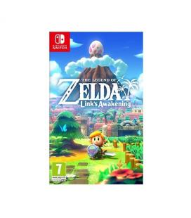 Juego para consola nintendo switch zelda links awakening remake