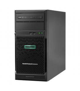Servidor de rendimiento hpe proliant ml30 gen10 e-2134 1p - 16 gb-u s1000i - 4 lff - fuente 500w - p06789-425