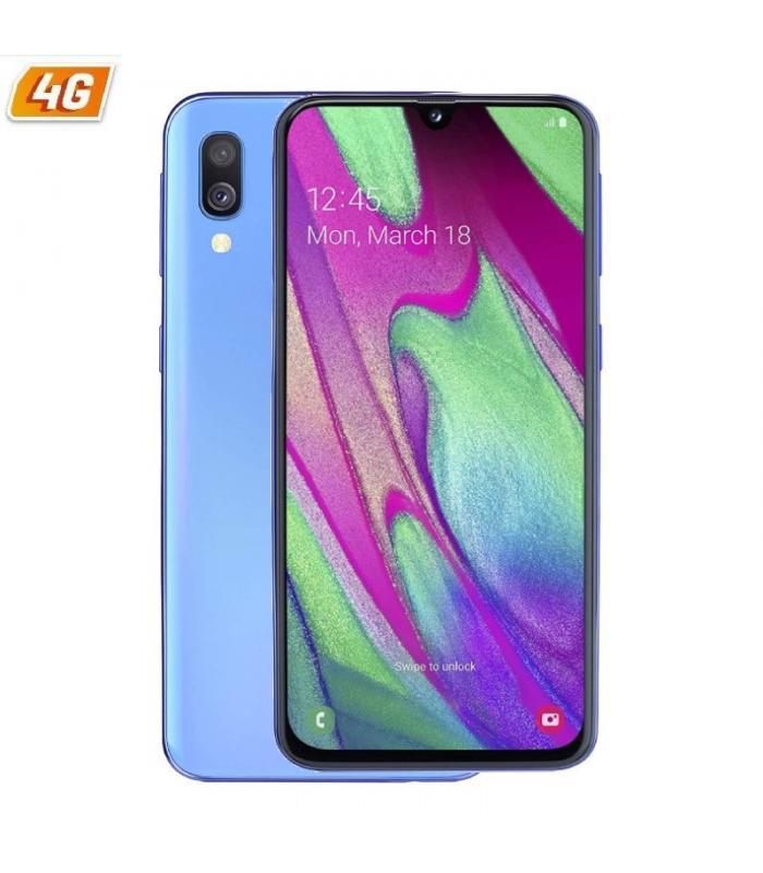 76b437f9a16 Telefono movil smartphone samsung galaxy a40 blue / 5.9