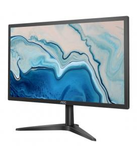 Monitor led aoc 22b1hs - 21.5'/54.61cm - 1920*1080 fhd - 16:9 - 250cd/m2 - 50m:1 - 5ms - vga - hdmi - negro