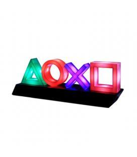 Lámpara decorativa paladone playstation icons - 3 modos de iluminación - 3*aaa - salida usb - Imagen 1