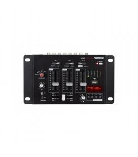 Mesa de mezclas fonestar sm-507ub - 3 canales estéreo - preescucha cue - talk over - Imagen 1