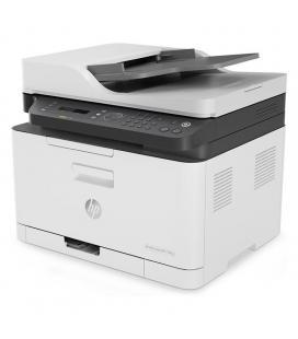 Multifunción hp láser color wifi con fax 179fnw - 19/4ppm iso - scan 600*600ppp óptica - adf - lan - toner 117a bk/c/y/m