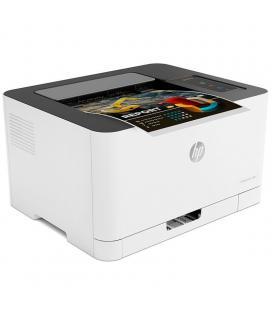 Impresora hp láser 150a - 19/4ppm - 600*600ppp - bandeja entrada 150 hojas - pantalla led - usb - toner 117a bk/c/y/m