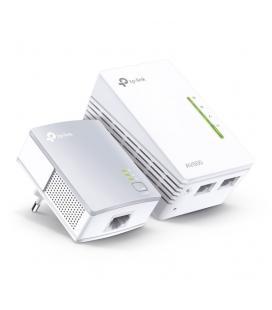 PLC TP-LINK AV600 300 Mbps 2 Puertos TL-WPA4221 KIT