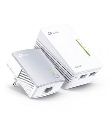 PLC TP-LINK AV600 300 Mbps 2 Puertos - Imagen 1