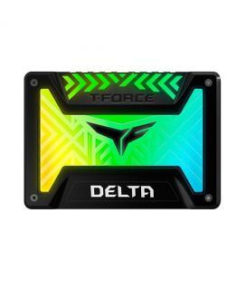 DISCO DURO 2.5 SSD 500GB SATA3 TEAMGROUP TFORCE DELTA RGB - Imagen 1