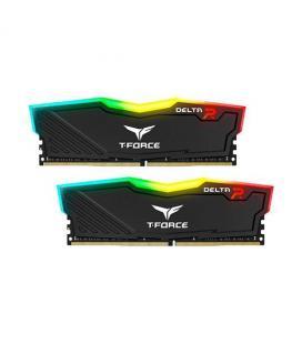 MODULO MEMORIA RAM DDR4 2X4GB PC2400 TEAMGROUP DELTA UD-D4 - Imagen 1
