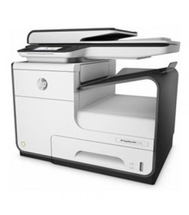 Multifuncion hp inyeccion color pagewide 377dw fax - a4 - 30ppm - 1200x1200ppp - usb - red - wifi - duplex todas las func