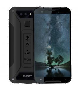 Telefono movil smartphone cubot quest lite negro - 32gb rom - 3gb ram - 13+2mpx - 8mpx - ip68 - ouad core - 4g - lector huella