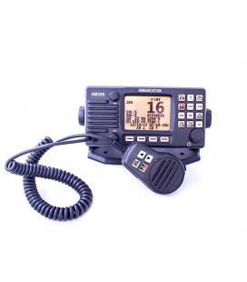 Radio vhf fija hm390 con nmea0183, sin dsc - Imagen 1
