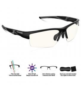 Gafas spirit of gamer pro retina - anti reflejos - filtro luz azul - unisex - Imagen 1