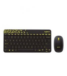 Teclado + mouse logitech mk240 nano wireless