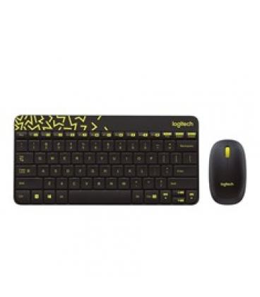 Teclado + mouse logitech mk240 nano wireless - Imagen 1