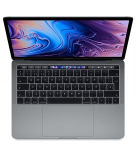 Apple macbook pro 13.3' quad core i5-8 1.4ghz/8gb/256gb/2xusb-c/touch bar/intel iris plus 645 - gris - Imagen 1