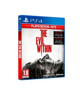 JUEGO SONY PS4 HITS THE EVIL WITHIN EAN.- 5055856425458 EVI