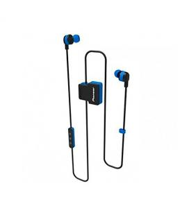 Auriculares deportivos bluetooth pioneer clipwear active se-cl5bt-l azul - drivers 9.2mm - 20-20000hz - 102db - func. manos
