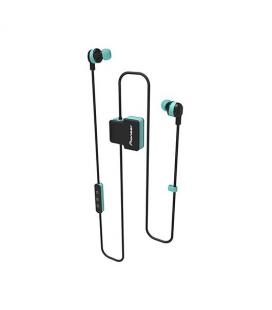 Auriculares deportivos bluetooth pioneer clipwear active se-cl5bt-gr verde - drivers 9.2mm - 20-20000hz - 102db - func. manos