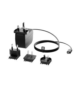 FUENTE DE ALIMENTACION USB-C 5.1V 3A - NEGRO RASPBERRY