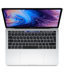 Apple macbook pro 13.3' quad core i5-8 1.4ghz/8gb/256gb/2xusb-c/touch bar/intel iris plus 645 - plat - Imagen 1