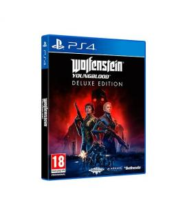 JUEGO SONY PS4 WOLFENSTEIN YOUNGBLOOD DELUXE