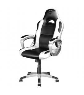 Silla gamer trust gaming gxt 705w ryon white - cilindro gas clase 4 - asiento reclinable - bastidor madera - peso máx. 150kg - I