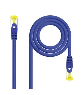 CABLE RED LATIGUILLO RJ45 LSZH CAT.6A SFTP AWG26 NANOCABLE