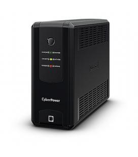 Sai línea interactiva cyberpower ut1050eg - 1050va/630w - salidas 4*schuko - formato torre - Imagen 1