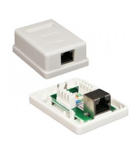 Roseta Superficie RJ45 CAT.5 FTP 1 TOMA