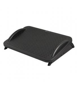 Reposapies ergonómico ngs footstool - inclinable 30º - superficie antideslizante