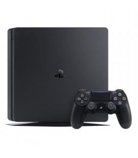 CONSOLA SONY PLAYSTATION 4 SLIM 500GB - MANDO INALÁMBRICO DUALSHOCK 4 - CABLE HDMI