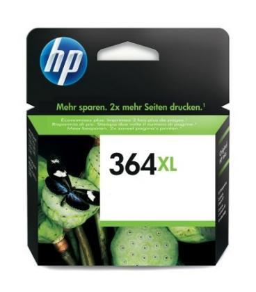 HP 364XL Cartucho Negro CN684EE - Imagen 1
