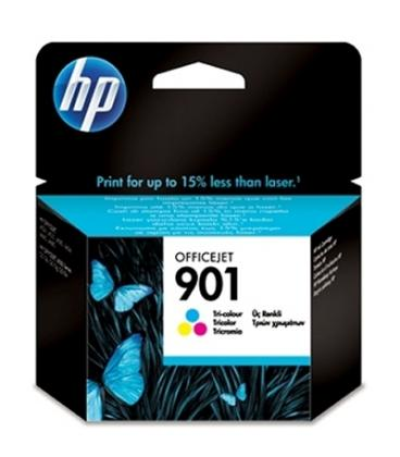 HP 901 CC656AE cartucho tricolor Officejet - Imagen 1